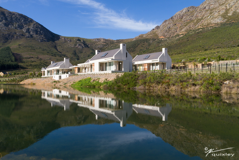 Private Residence, Franschoek